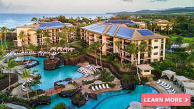 koloa landing resort at poipu hawaii vacation