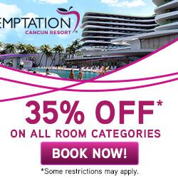 temptation resort mexico best vacation deals