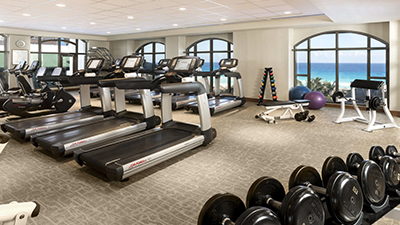 jw marriott cancun mexico best places to work out