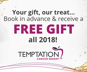 temptation resort topless vacation deals