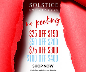 solstice sunglasses sale