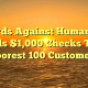 Cards Against Humanity Sends $1,000 Checks To Its Poorest 100 Customers