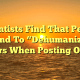 """Scientists Find That People Tend To """"Dehumanize"""" Others When Posting Online"""