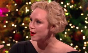 cover christie 1513616358161 - Gwendoline Christie Once Got A Selfie Request During A Very Private Moment—And We're Cringing