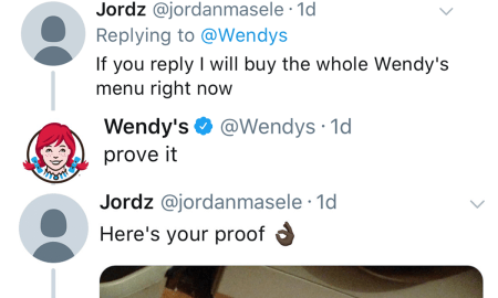 funny wendy tweets jokes fb - Wendy's Is Roasting People And Restaurants On Twitter, And It's Just Too Funny (New Pics)