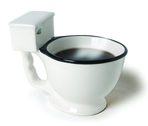 Toilet Bowl Mug For Coffee, Tea, Beverages And More  14