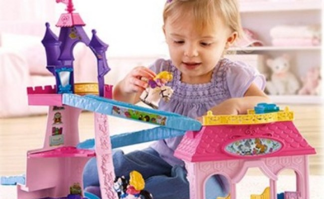 A Review Of The Fisher Price Disney Princess Stable Playset
