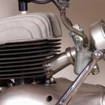 BSA Bantam carburettor and cyclinder