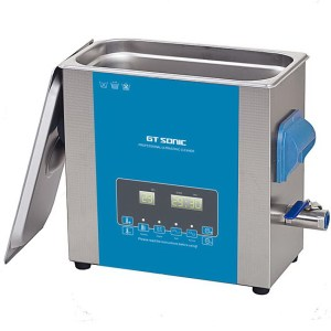 6 Ltr ultrasonic record cleaner with degassing