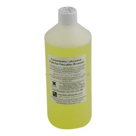 1 litre bottle of oxidisation remover for ultrasonic cleaners