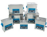 stack of ultrasonic cleaners from GT sonic