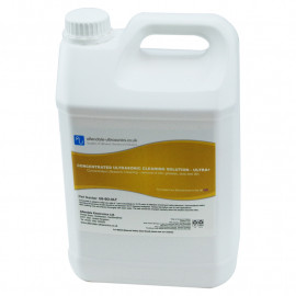 5 Ltr bottle of general purposecleaner for ultrasonic cleaning