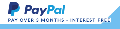 Paypal interest free pay in 3 months