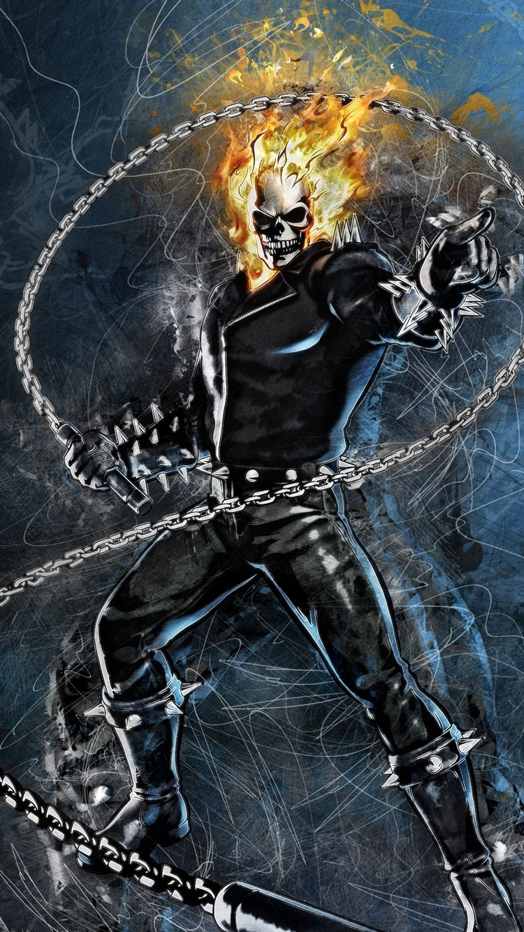 Wolf Of Wall Street Wallpaper Iphone Wallpaper Ghost Rider Marvel Dc Comics Art Picture