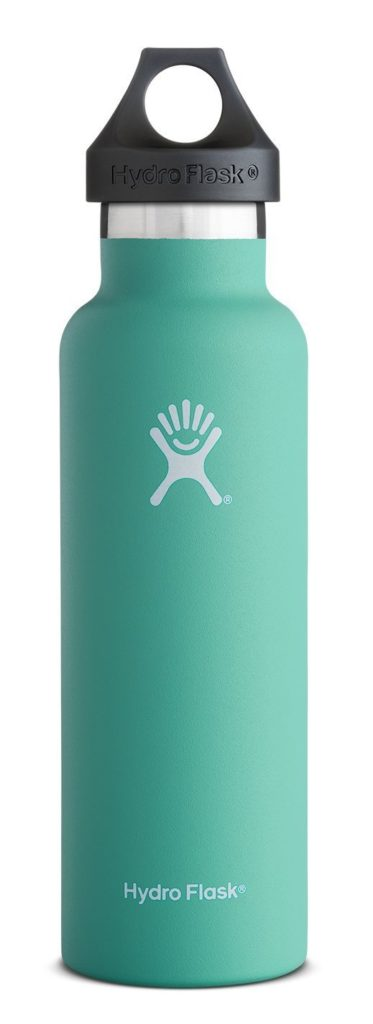 The Hydro Flask is the best stainless steel water bottle.
