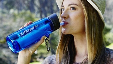 lifestraw is the best water bottle brand