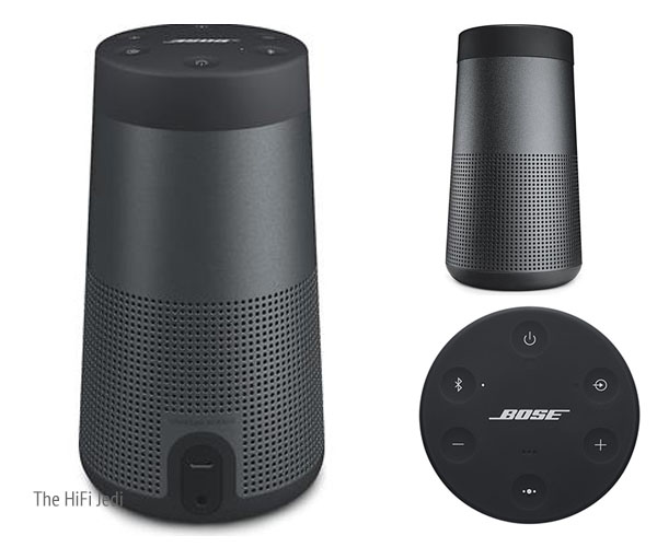 bose soundlink wireless bluetooth speaker
