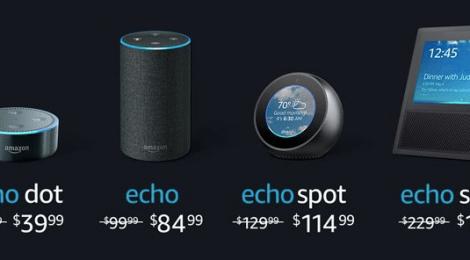 Amazon echo alexa suberbowl deals discount best wireless smart speakers