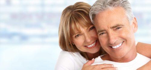 teeth whitening procedure