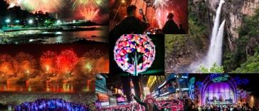 Top 10 mejores lugares para pasar año nuevo en el mundo 2018