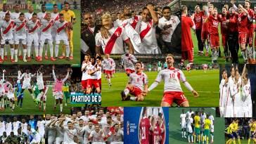 10 equipos clasificados al mundial Rusia 2018