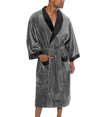 top 10 best mens bathrobe models for the ultimate comfort
