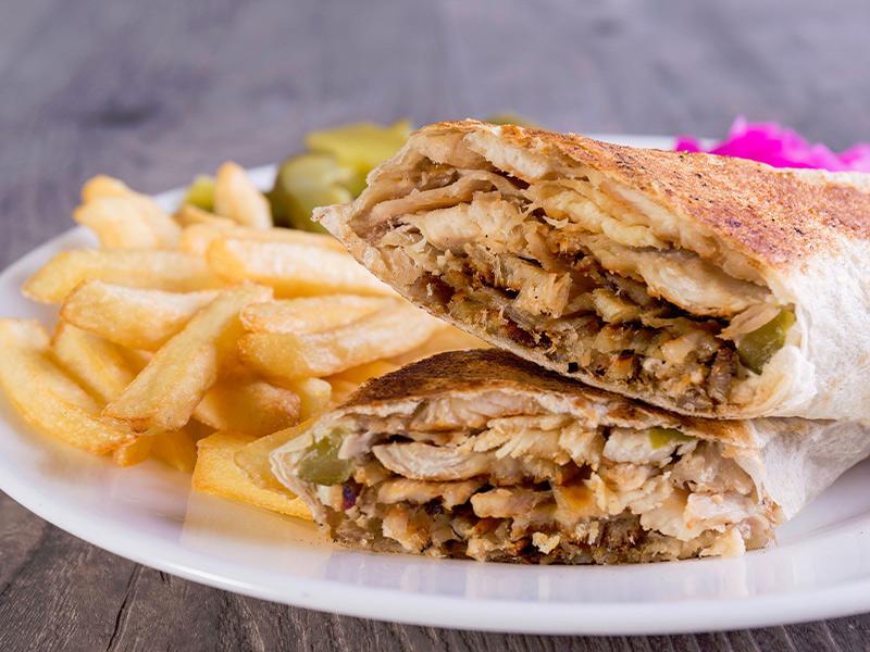 Al Mallah is an eatery in Dubai