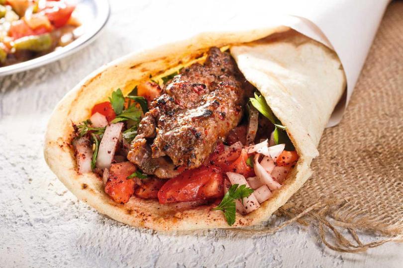 Al Safadi serves the best shawarma in Dubai