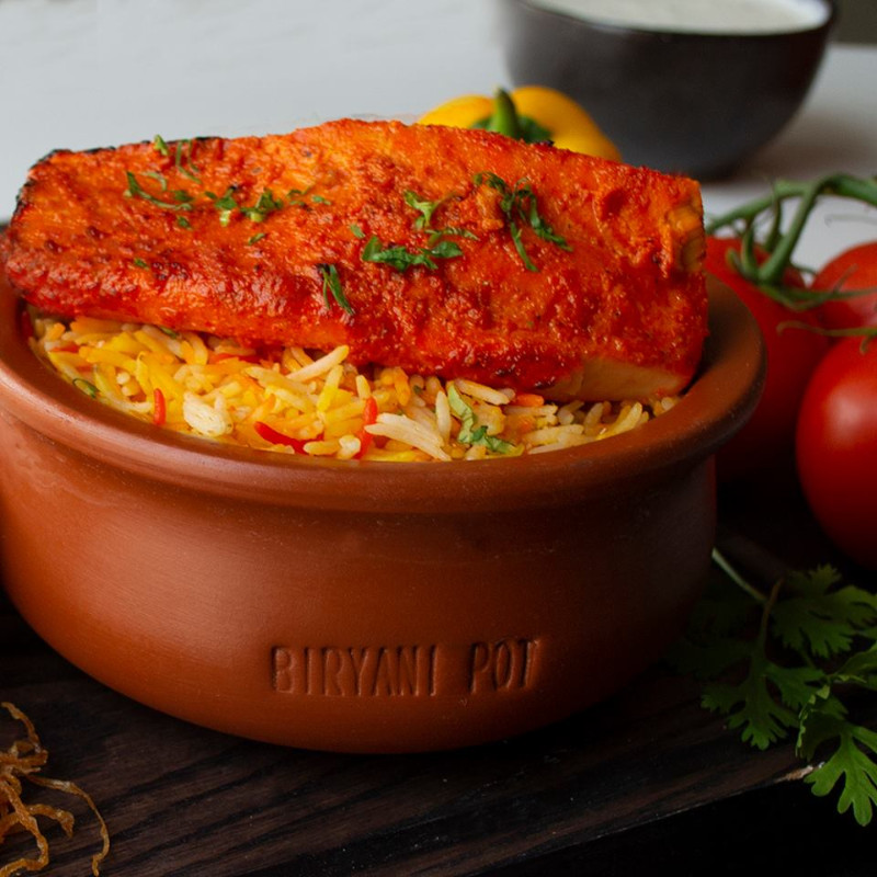 Biryani Pot is a restaurant in Dubai