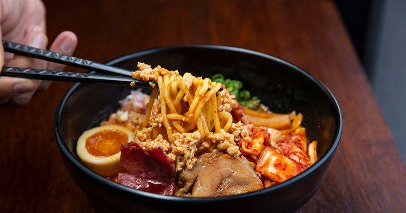 Daikan serves the delicious ramen