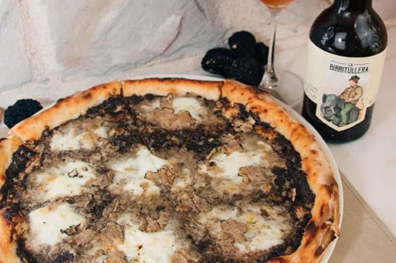 Il Borro Tuscan Bistro is an eatery in Dubai