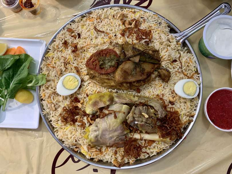 Zam Zam Mandi is a popular eatery in Dubai