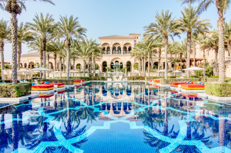 One & Only The Palm is one of the best hotels in Dubai