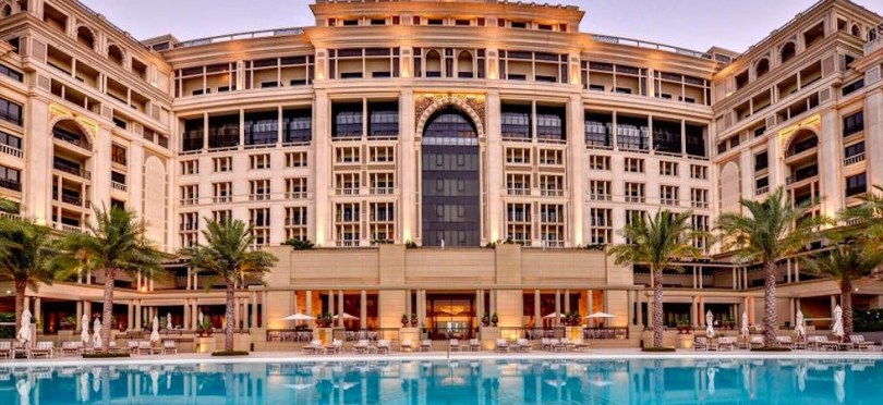 Palazzo Versace is one of the best hotels in Dubai