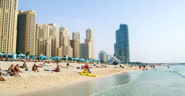 10 Best Beaches in Dubai To Soak Up The Sun