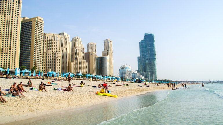 10 Best Beaches in Dubai To Soak Up The Sun