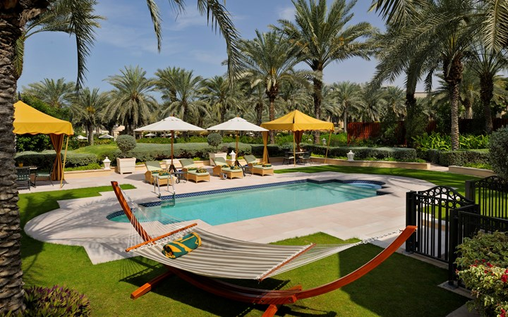 Residence & Spa at One&Only Royal Mirage is a serene haven