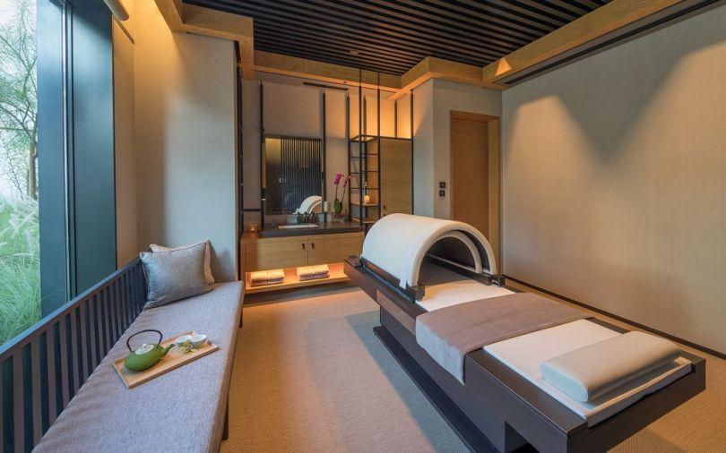 Qua Spa is one of the best spas in Dubai