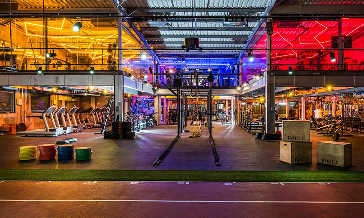 Warehouse Gym is another best gym in Dubai