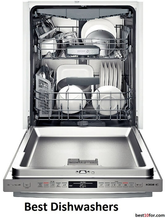 Best Drying Dishwashers For 2019 (Reviews / Ratings / Prices)