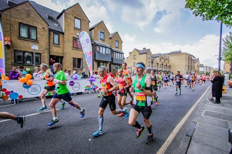 Watch the Entire 2018 London Marathon Live Online
