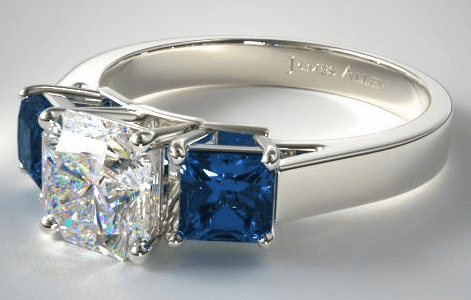 1 carat diamond ring - best custom engagement rings