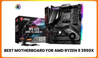 Motherboard for AMD Ryzen