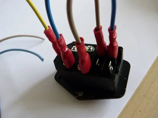 wiring diagram plug socket 2002 nissan pathfinder exhaust anet a8 power supply – adding a mains socket. | best 3d printer
