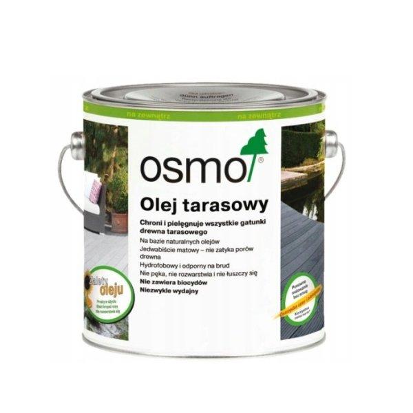 Olej do tarasów Osmo