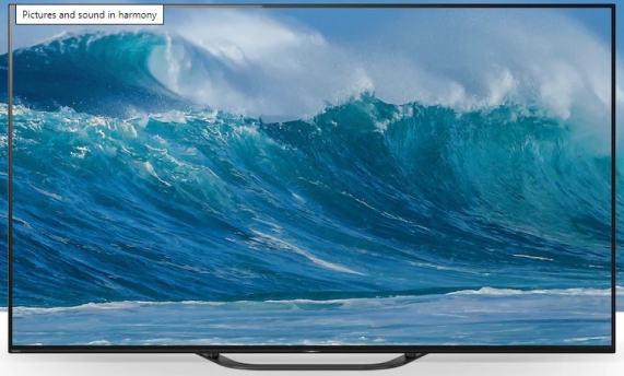 best 55 inch 4k TV in India sony