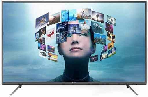 Cheapest 65-inch 4K TV sanyo