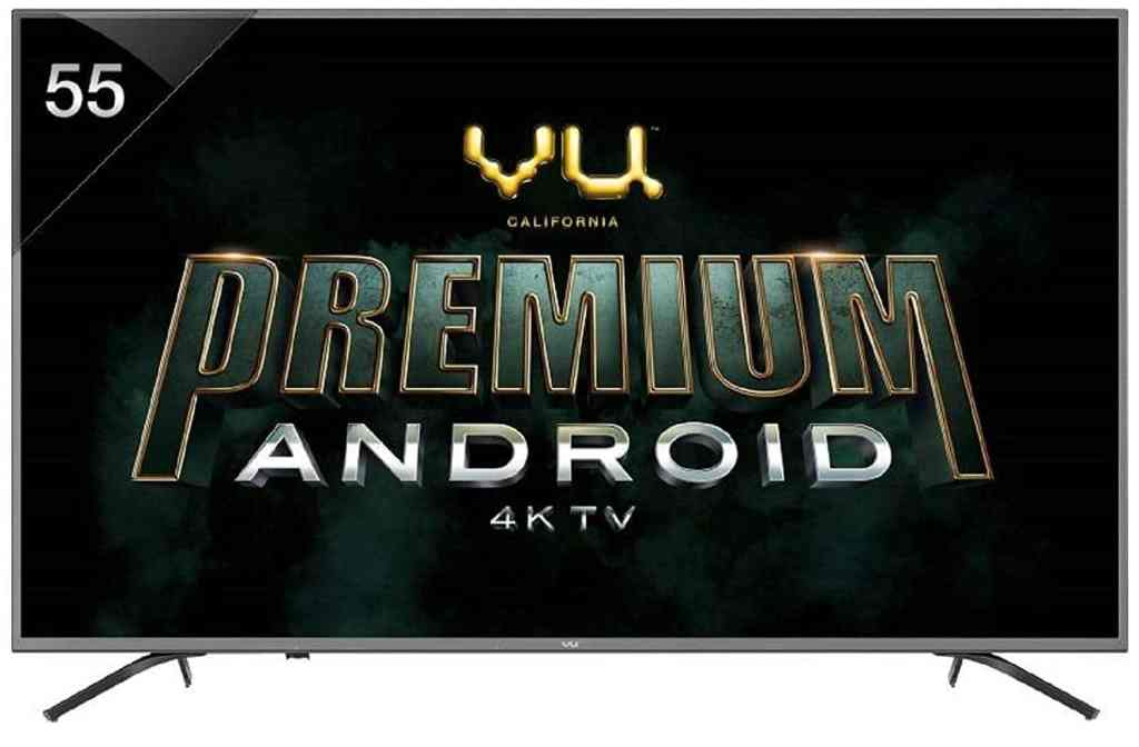 VU Premium Android 4K TV Review