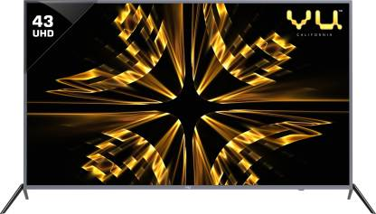 VU Iconium 43 4K smart TV
