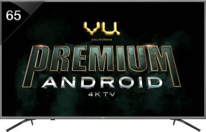 Best 4K TV in India Under 1 Lakh VU